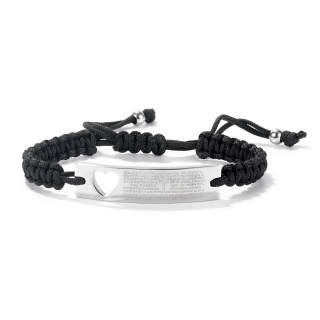 Wholesale Stainless Steel Bracelet with Bible