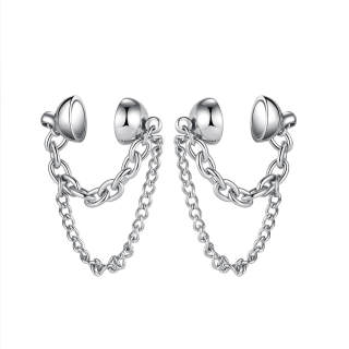 Wholesale Stainless Steel Magnetic Ear Clip