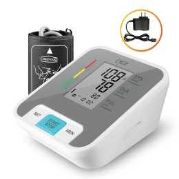 Home Health Care Pulse Measurement Tool Portable LCD digital Upper Arm Blood Pressure Monitor