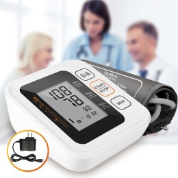 Upper Arm Blood Pressure Monitor Heartbeat Health Care Monitor