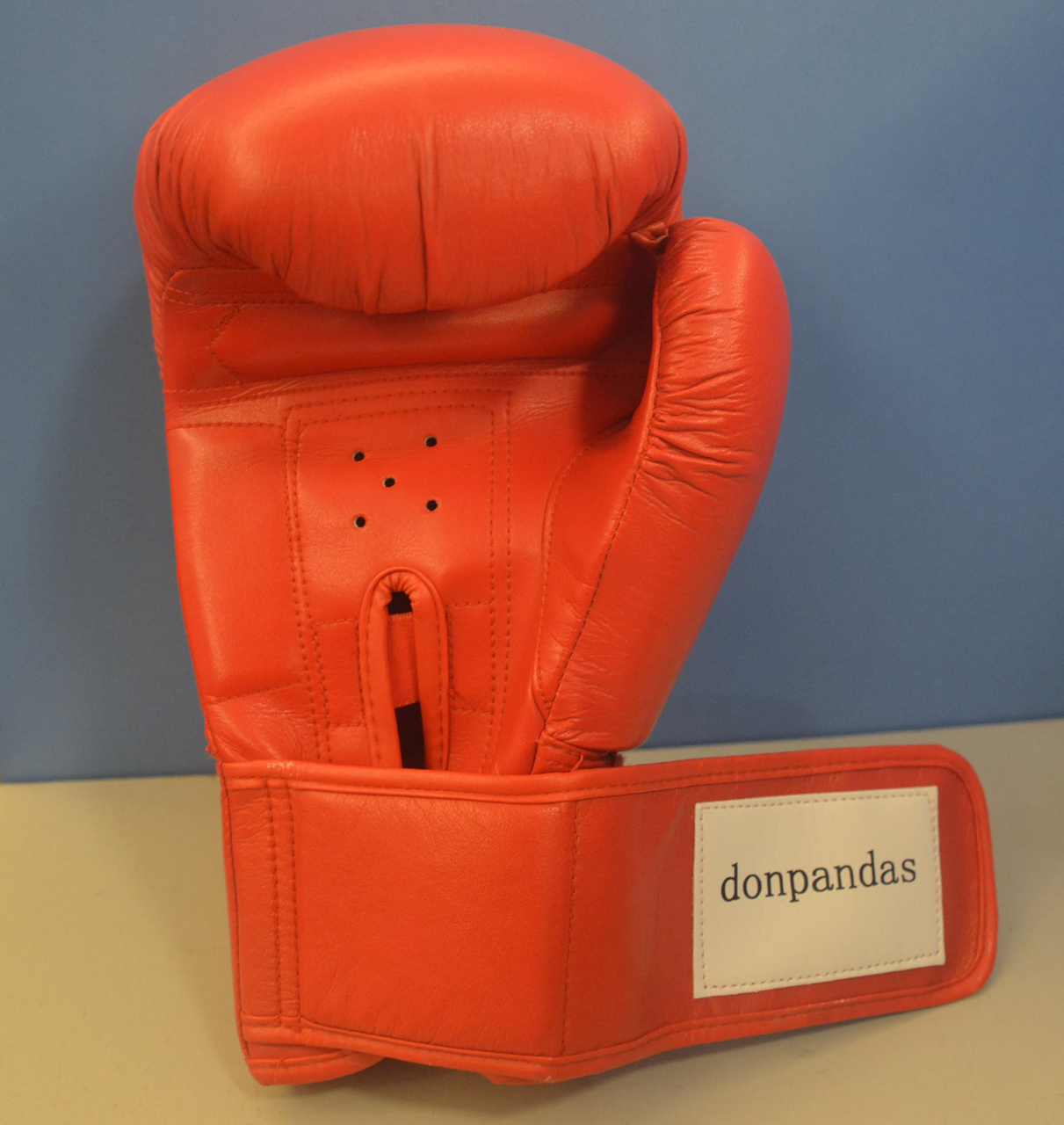 Durable Boxing Gloves Cartoon Sparring Kick Fight Gloves Training Fists PU Leather Boxing Gloves