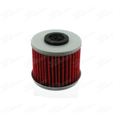 15412-MGS-D21 Aftermarket Transmission Oil Filter For Honda Motorcycle C700 C750 S X (DCT) 750 Intergra DCT CRF1000 D-G,H Africa Twin DCT Scooter 700 Integra (DCT) Side X Side SXS1000 Pioneer 1000 M3 SXS1000 Pioneer 1000 M5P Engine Replacement 2nd Cleaner