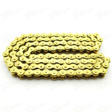 Chain 420 x 104 Link Gold For XR50 CRF 50/70 SSR Pit Dirt Monkey DAX Gorilla Bike ATV 110 125cc Motorcycle 420-104L
