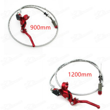 Hydraulic Clutch Lever Master Cylinder Assy Kit For Pit Dirt Monkey DAX Gorilla Bike Motocross Motorcycle Enduro Pitbike 900mm 1200mm