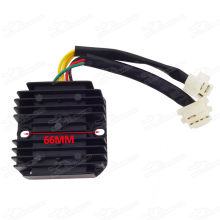 Regulator Rectifier Electric Voltage 6 Wires For Honda Elite CH150 CH 125 150 250 CC Helix CN250 1986-2001 CM400 CM450 1979-1986 Moped Scooter