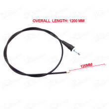 47  1200mm Straight Head Throttle Cable For Chinese Pit Dirt Bike Mini Motocross Pitbike Motard