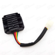 5 Wire Voltage Regulator Rectifier For GY6 50cc 125cc 150cc Scooter Honda CG125 Male Plug ATV Quad Scooter Go Kart Buggy