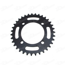 420 76mm 35T Rear Sprocket Chain Plate For Chinese 50cc-160cc 170cc 190cc CRF 50 70 XR50 KLX TTR BBR SSR SDG Pit Dirt Trail Bike Motorcycle Pitbike Motard