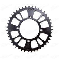 43 Tooth 428 Chain Rear Sprocket ID=76mm For SDG hub wheel Pit Dirt Bikes Pitmotards Trail Bike Motorcycle Pitbike