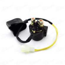 12V Start Solenoid Relay For GY6 Moped Scooters 50cc-250cc ATV Quads Taotao Baja Roketa Motorcycle