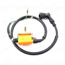 Performance Ignition Coil For Pit Bike ATV Lifan Loncin Taotao Roketa SSR 50cc 110cc 125cc Pitbike Motard MX Motorcycle Trail Bikes