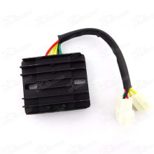 12V 6 wires DC Voltage Regulator Rectifier for GY6 150cc 200cc 250cc Scooter ATV Go Kart Moped Motorcycle