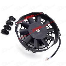 12V 80W Performance Electric Radiator Cooling Fan For Chinese Quad ATV UTV Go Kart Buggy