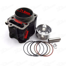 CF 250cc ATV Quad CF250 Water Cooled Engine Cylinder Body Assy. With Piston Kit 71.8mm