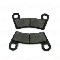 Hydraulic Caliper Disc Brake Pads Shoes For POLARIS ATV Quad 450 525 Outlaw MXR 800 Ranger RZR 570
