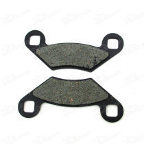 Disc Brake Caliper Pads For ATV Quad Polaris Sportsman 500 550 850 1000 Big Boss 250 Trail Blazer Trail Boss Hawkeye Xpress Xplorer 300 325 Magnum Xpedition 330 ATP 4x4 Magnum 335 Worker Diesel