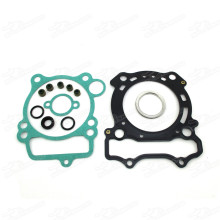 Top End Cylinder Head Gasket Repair Rebuild Kit Seal For ATV Quad Yamaha WR250F 2001-2009 2011-2013 YZ250F 2001-2013 Engine Motor