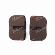 Disc Brake Shoe Pad For 47 49cc gas minimoto pocket bike mini dirt bike scooter baby kid crosser