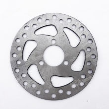 120mm gas scooter brake disc for 47cc 49cc 2 stroke pocket bike electric mini dirt bike atv quad