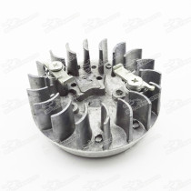 Easy Pull Starter Flywheel For 47 49cc Pocket Bike Minimoto Mini Dirt Bike Quad ATV
