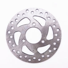 120mm mini dirt bike brake disc for 47cc 49cc 2 stroke pocket bike mini atv quad ID=35mm