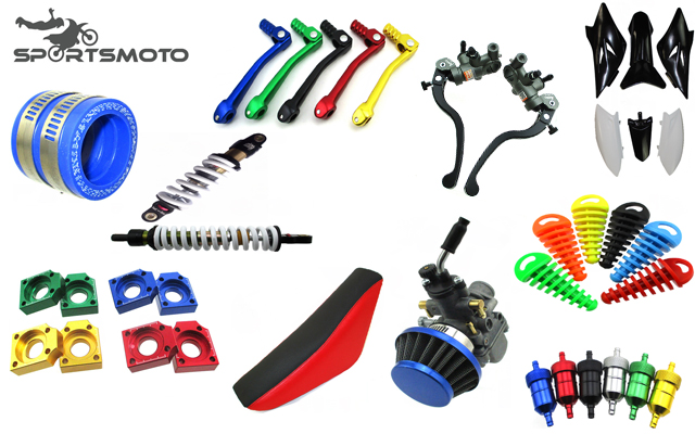 Pit Dirt Bike Parts