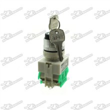 3 Position Speed Key Switch, Taotao Key Switch, Electric ATVs  Key Switch, E1-350 Key Switch, E2-500 Key Switch
