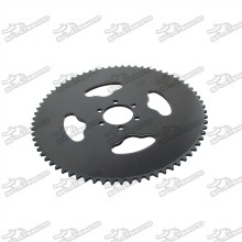 70 Tooth #35 Chain Sprocket For Baja Doodle Blitz Dirt Bug Racer Mini Bike