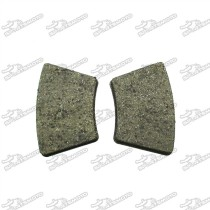 Rear Disc Brake Pads For 47cc 49cc Mini ATV Quad