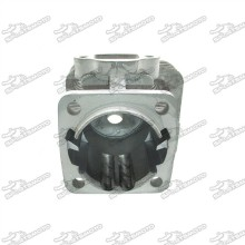 44mm Ported Performance Racing Block Bore Cylinder For 2 Stroke 47cc 49cc Engine Mini Moto Dirt Pocket Bike ATV Quad