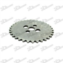 34T Timing Cam Sprocket For Z190 Zongshen 190cc Engine Pit Dirt Bike ZS1P62YML-2