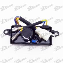 Single Phase AVR Voltage Regulator Rectifier For Chinese Gas Gasoline Petrol Generator 2KW 2.2KW 2.5KW 2.8KW 3KW
