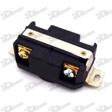 4 Prong Receptacle Gasoline Generator Twist Lock Socket 125/250V NEMA L14-30R 30AMP