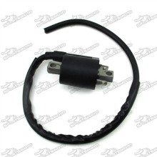 12V Ignition Coil For 4 Cycle Motors Yamaha Golf Cart G2 G9 G11 Replace J38-82310-20-00