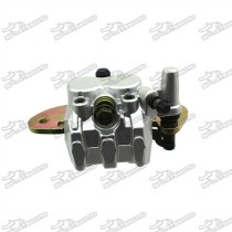 Rear Right Brake Caliper For Yamaha UTV Rhino 700 2008 2009 2010 2011 Replace OEM #5B4-2580U-01-00 5B4-2580U-00-00
