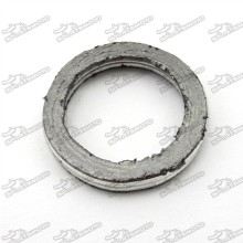 10pcs Exhaust Muffler Gasket For GY6 49cc 50cc 125cc 150cc Chinese Scooter Moped