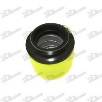 68mm Dual Stage Air Filter For Arctic Cat Honda Yamaha Kawasaki Suzuki