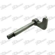 Shaft W/ Weight Decomp For Zongshen 2 Valve 190cc Engine Decompressor Shaft