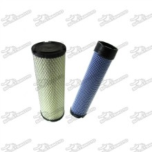 Air Filter Cleaner For Bobcat 6672467 6672468 Donaldson P821575 P822858