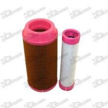 Air Filter Cleaner Set For Kubota ZD323 ZD326 ZD331 # K3181-82250