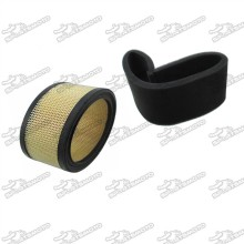 Air Filter Cleaner For Kohler 45 083 02 John Deere AM37201 AM31034 Kohler K341