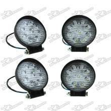 5  LED Head Light Work Light For 110cc 125cc 150cc 200cc 250cc 400cc 800cc ATV Quad Go Kart Buggy