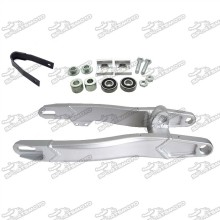 480mm Aluminum Swingarm + Chain Silder For 125cc 140cc 150cc 160cc 190cc Pit Dirt Bike