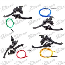 Clutch Cable Handle Brake Lever For Chinese Dirt Pit Bike Motorcycle 50cc 70cc 90cc 110cc 125cc 140cc 150cc 160cc