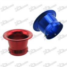 50mm Carb Air Filter Trumpet Velocity Stack Funnel For PWK24 PWK26 PWK28 PWK30 Carburetor