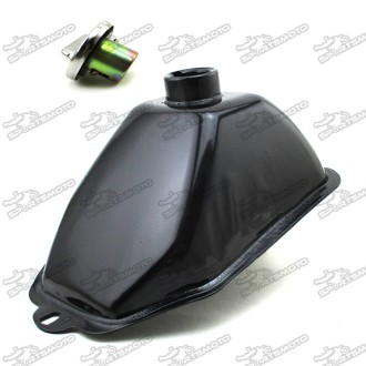 Metal Tank Fuel Cap For Chinese 50cc 70cc 90cc 110cc 125cc Kids ATV Quad