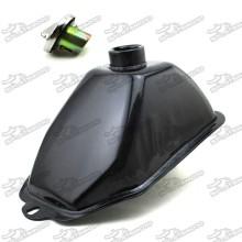 Metal Tank Fuel Cap For Chinese 50cc 70cc 90cc 110cc 125cc Kids ATV Quad