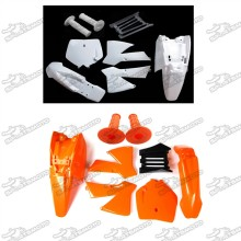 Fairing Plastic Body Kits Throttle Grips For KTM50 SX SR JR KTM 50cc Senior Junior Adventure Pit Dirt Bike Motorcycle