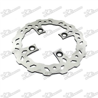 220mm Front Brake Disc Disk Rotor For 125cc-190cc DHZ SSR Piranha Pit Dirt Bike Motorcycle