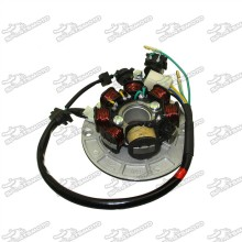 Z190 Stator For Zongshen 2v 190cc Kick Start Pit Dirt Bike
